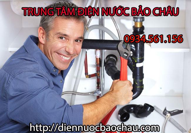 Dịch vụ sửa chữa điện nước của Bảo Châu tại Từ Liêm